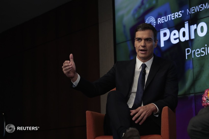 Reuters Newsmaker with Pedro Sánchez, Prime Minister of Spain