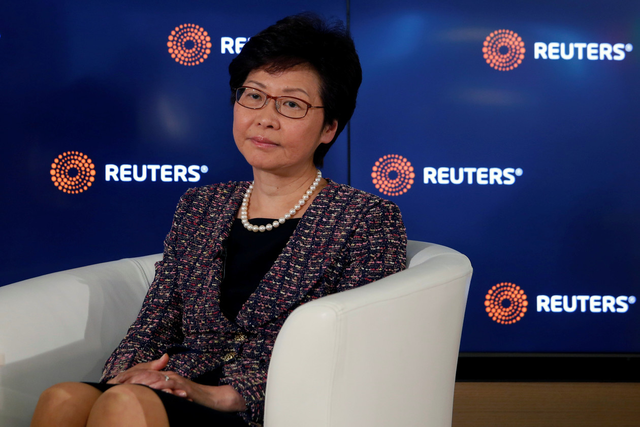 Reuters Newsmaker with Carrie Lam, Chief Executive of the Hong Kong Special Administrative Region