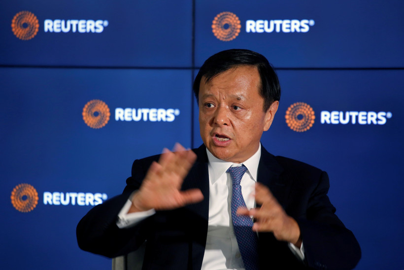 Reuters Newsmaker with Charles Li, Chief Executive, Hong Kong Exchanges and Clearing