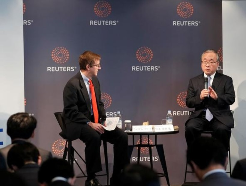 Reuters Newsmaker with Shigeaki Okamoto, Japan Vice Minister for Administrative Affairs