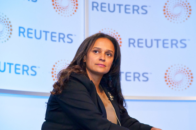 Reuters Newsmaker with Isabel dos Santos, Chief Executive of Sonangol