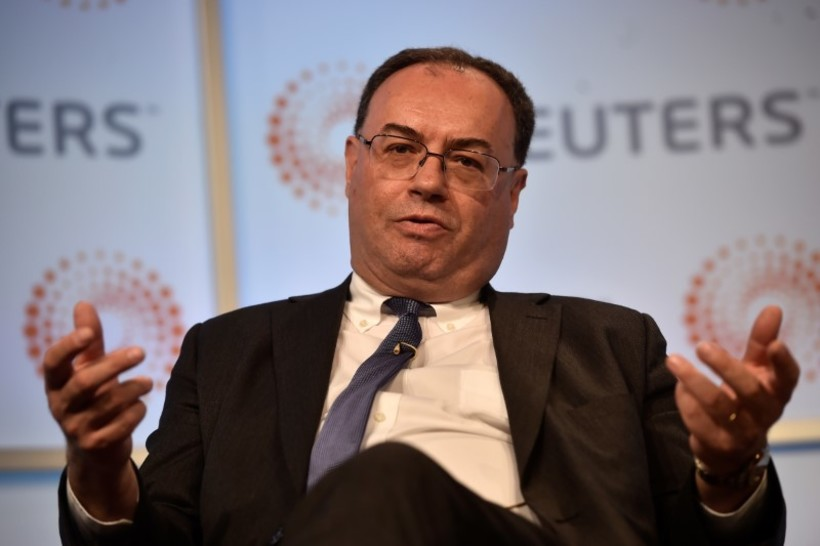 Reuters Newsmaker with Andrew Bailey, CEO, Financial Conduct Authority
