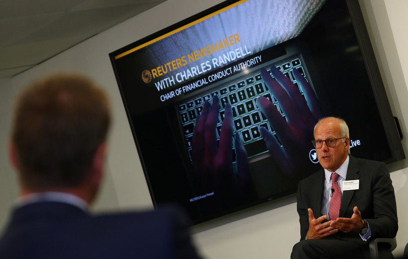 Reuters Newsmaker with Charles Randell, Financial Conduct Authority Chair