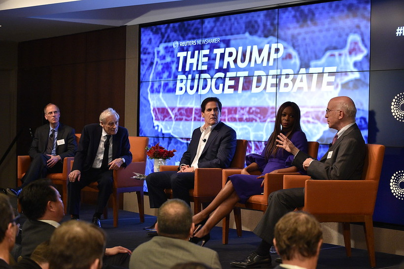 The Trump Budget Debate