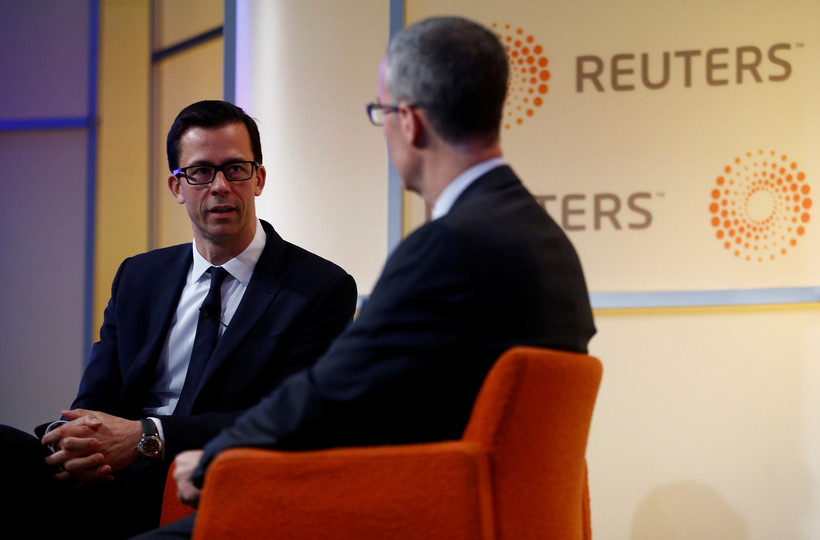Reuters Newsmaker with Gertjan Vlieghe, Bank of England Monetary Policy Committee Member